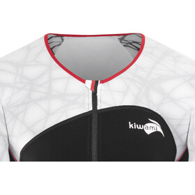 KiWAMi Spider LS Top black/red/white
